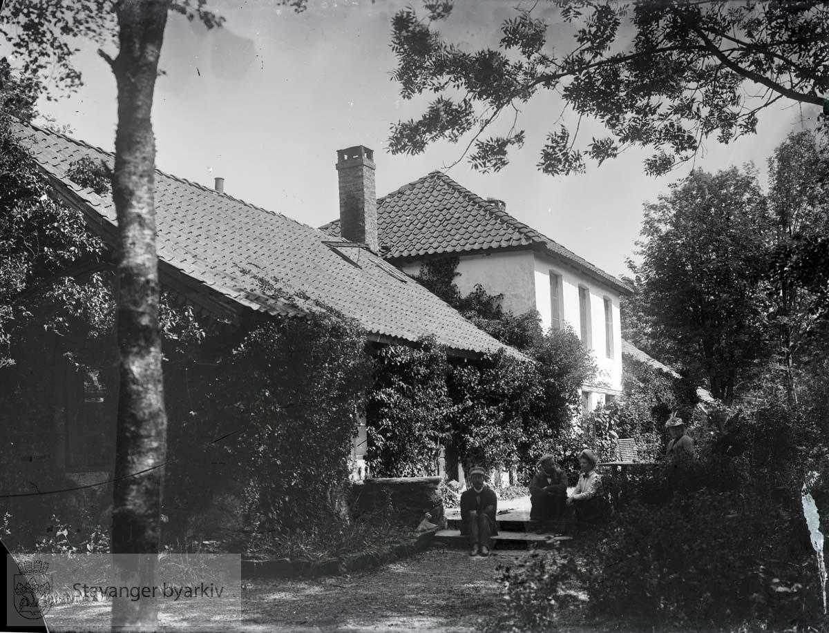 Bygget eies i dag av Stavanger kommune og Stavanger Idrettsråd har sine kontorer her.