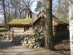 Hornborgastugan, gård