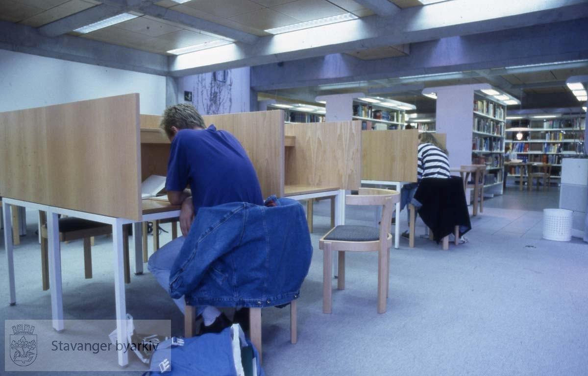 Kulturhuset, bibliotek