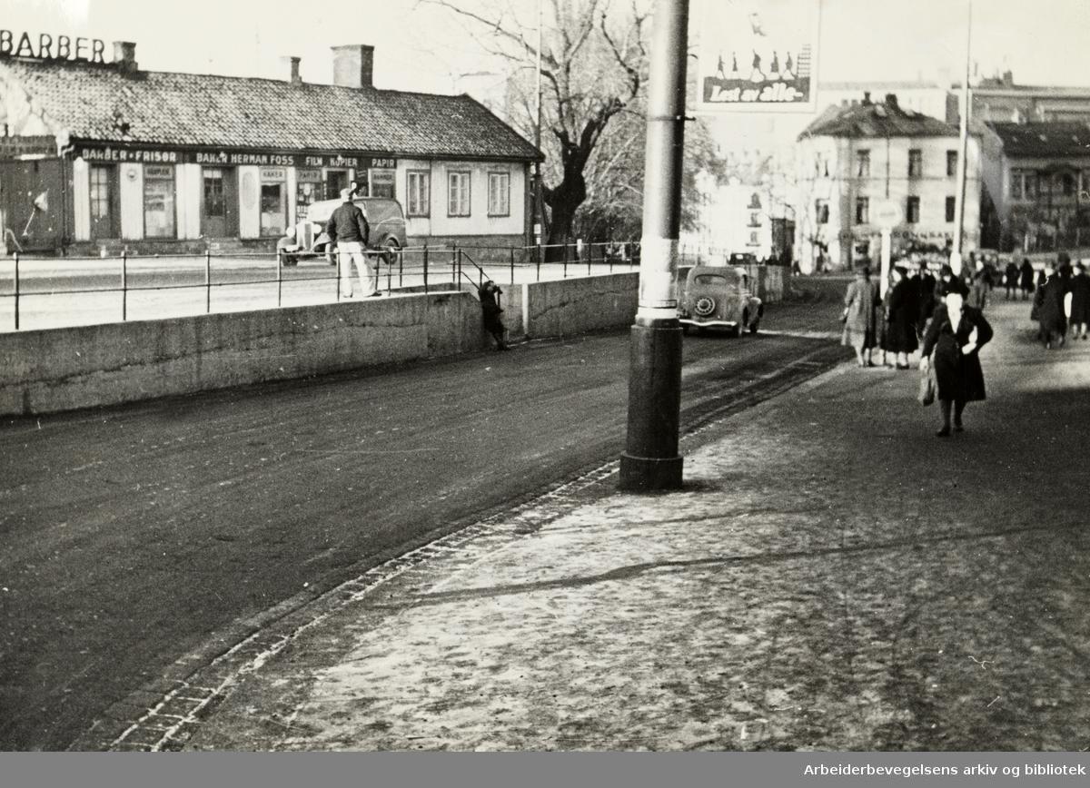 Galgeberg. Ca. 1950