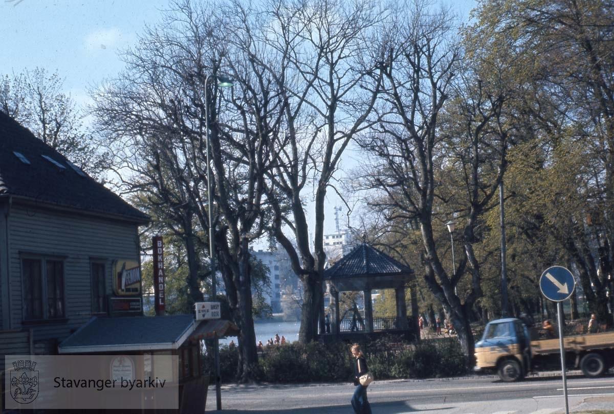 Mot byparken fra Hetlandsgata