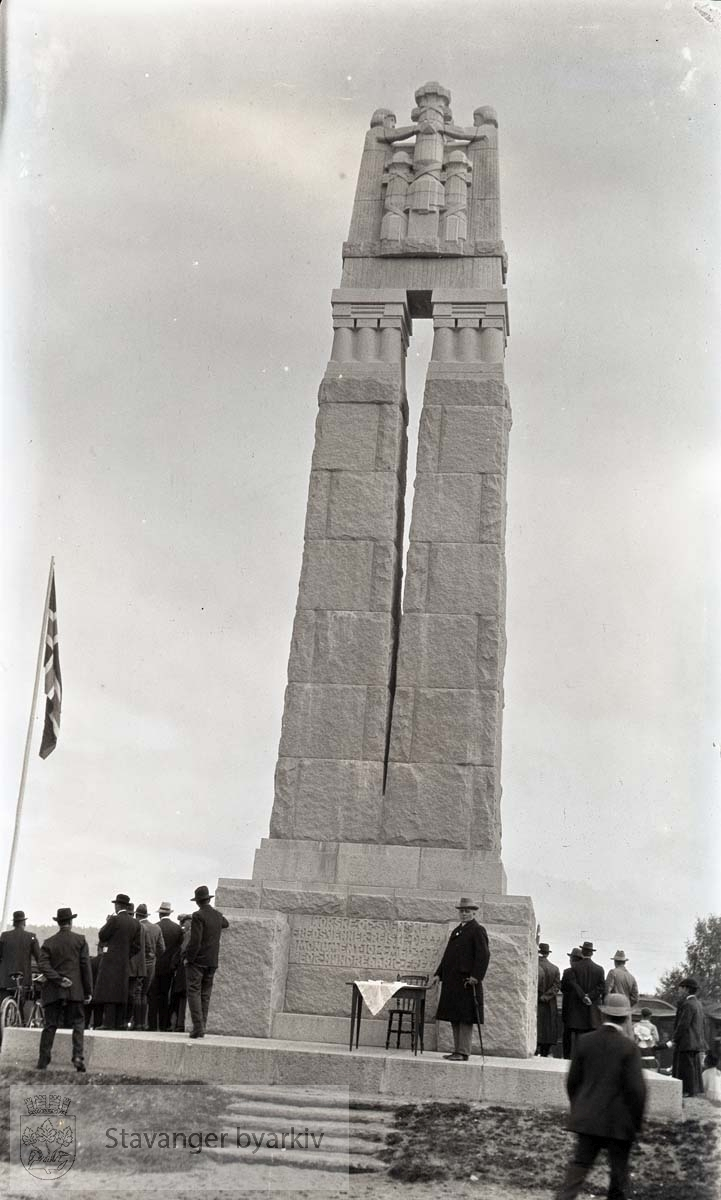 Avduket 16. august 1914