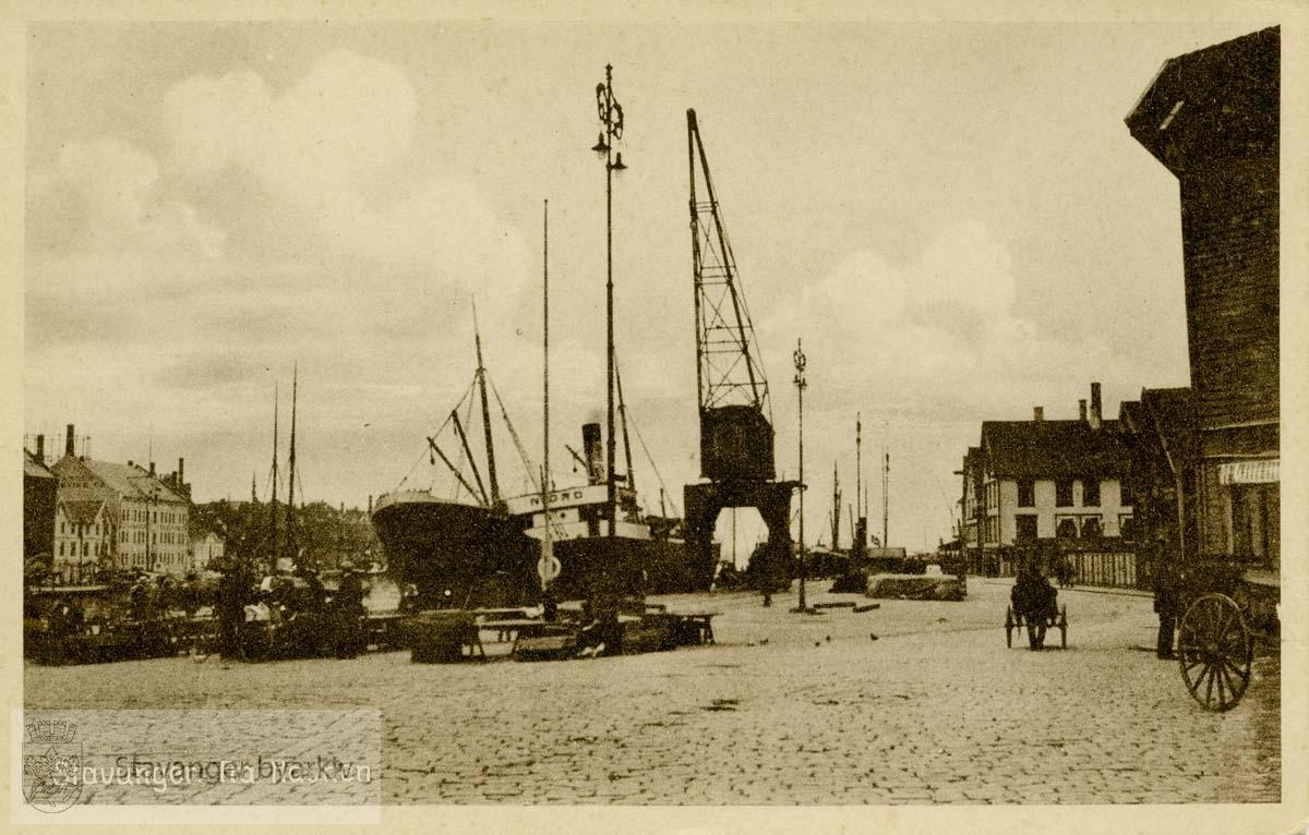 Havnen, Skagenkaien