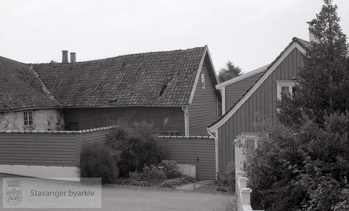 Fjøsbygning