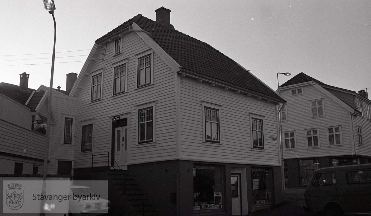 Klinkenberggata 14