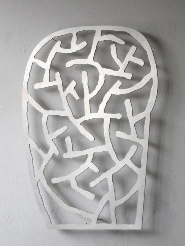 Bildet Noe III av kunstneren Line C. With. (Foto/Photo)
