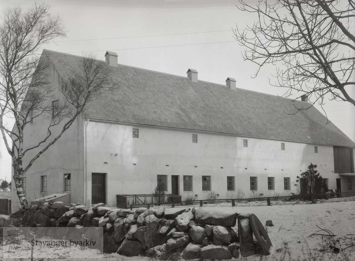 Kverneland Fabrikk A/S, bygning