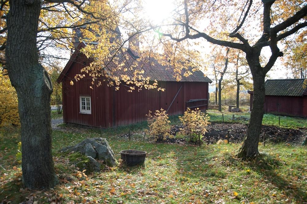 Statarlängan skapades på Skansen under åren 1966 till 1968. Boningshuset kommer från Snickartorp, som låg under Berga säteri, Åkers socken, Södermanlands läns. Övriga byggnader är en rekonstruktion respektive kopia av motsvarande byggnader från samma plats, uppförda på Skansen.    Statarlängan består av ett boningshus, en uthuslänga, en jordkällare samt vällingklocka och visar förutsättningarna för två familjers boende omkring 1920.