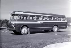 Foto for Harald Jordkjend AS, bilder av Volvo buss, Bussen h