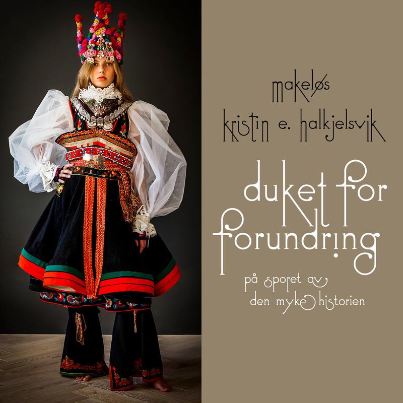 Makeløs - Kristin E. Halkjelsvik