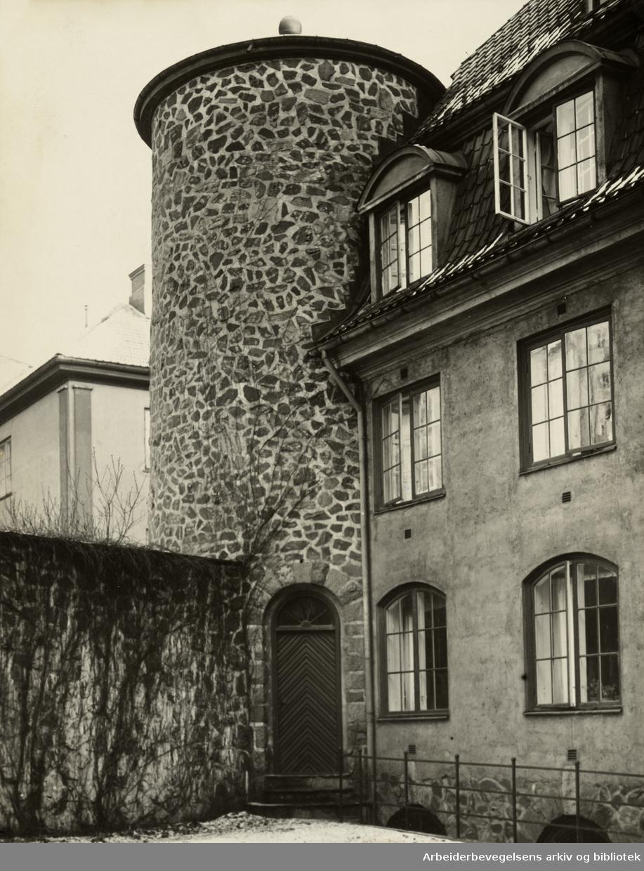 Ila pensjonat. Januar 1935