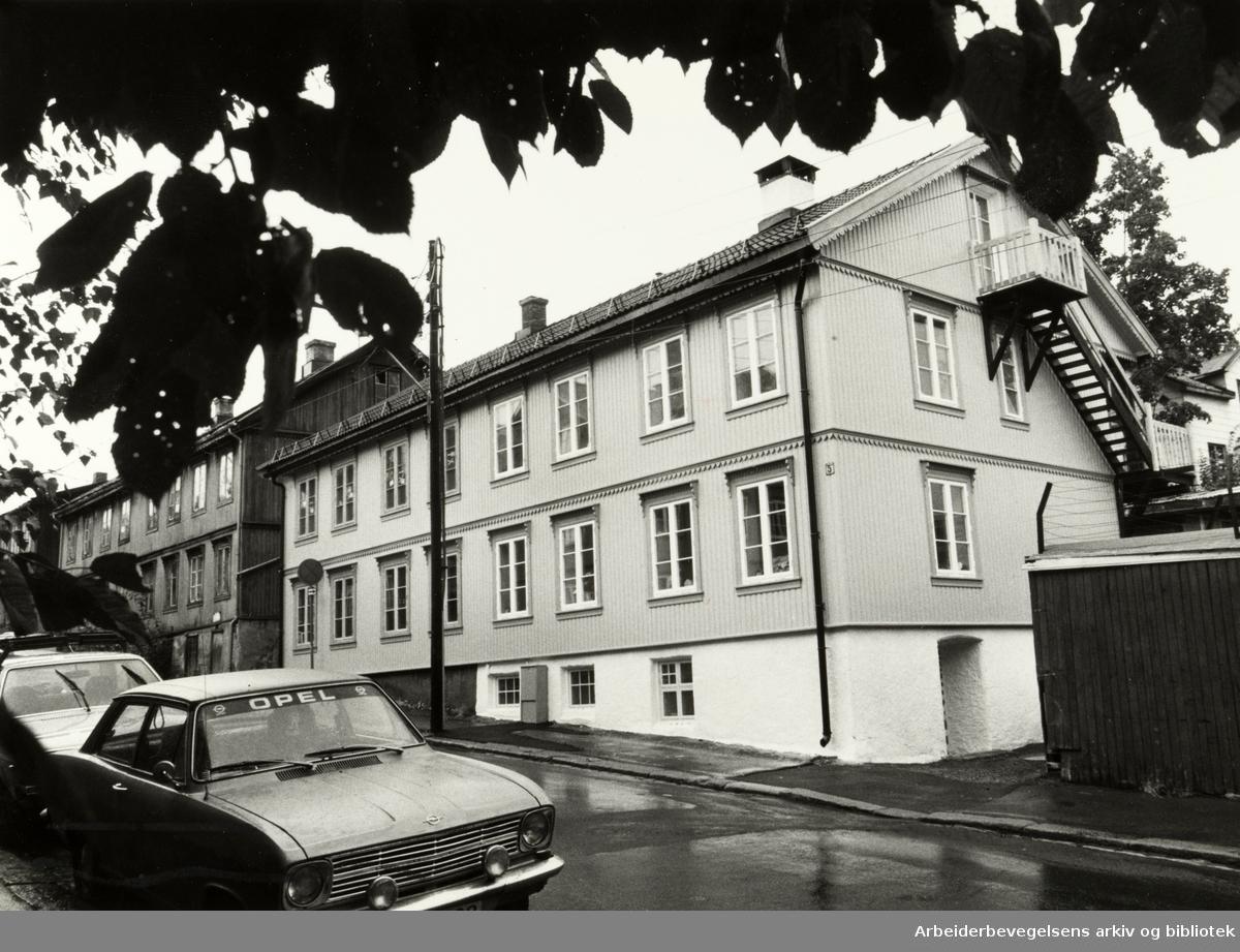 Kampen. Ullensakergata 5. September 1984