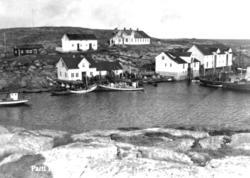 Vikna, fiskeværet Nordøyan
