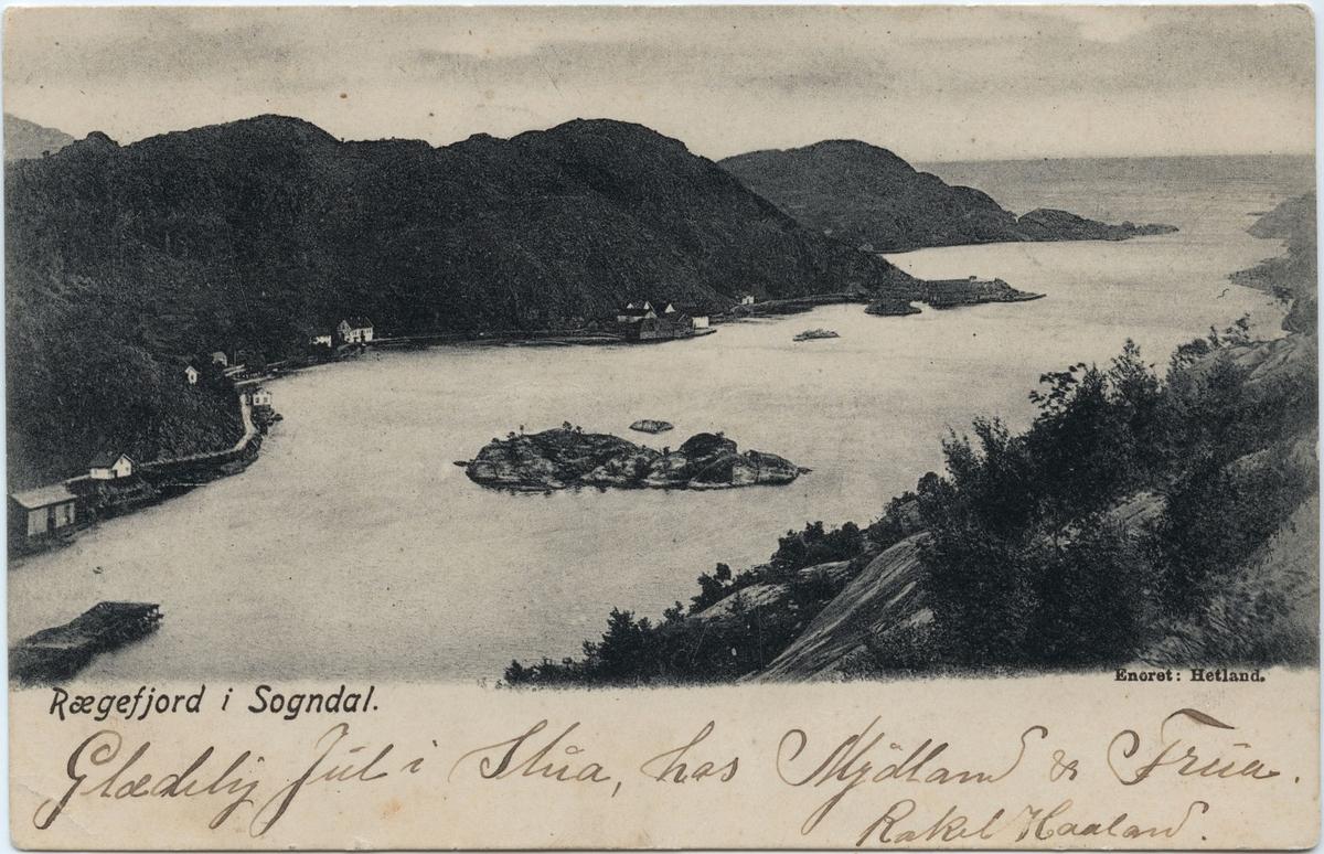 Rekefjord i Sokndal