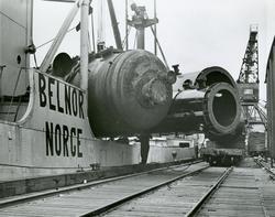 M/T 'Belnor' (b.1959)(Bremer Vulkan, Bremen-Vegesack), -last