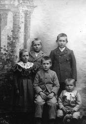 Ukjente barn