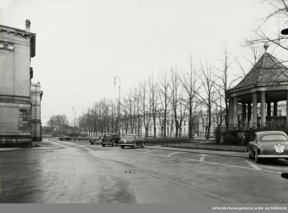 Nationaltheatret. November 1954