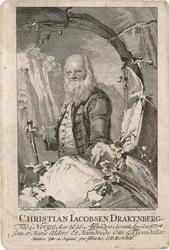 Orlogsmatros Christian Jacobsen Drakenberg [kobberstikk]
