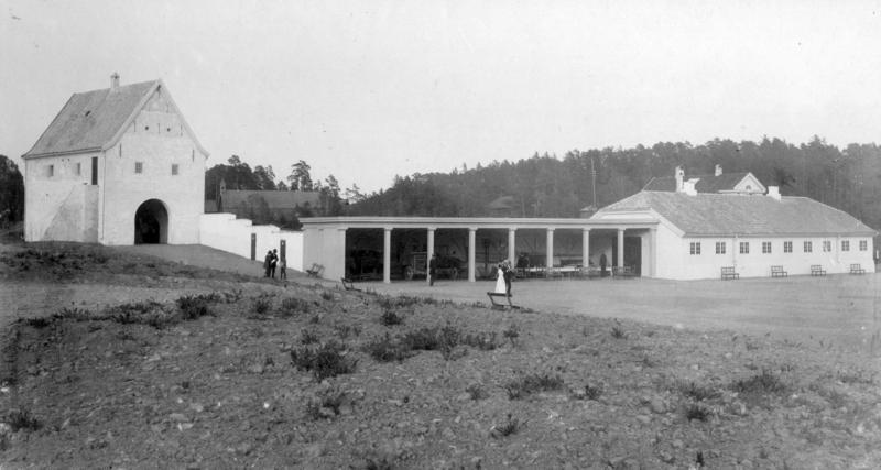 Norsk Folkemuseum 1901