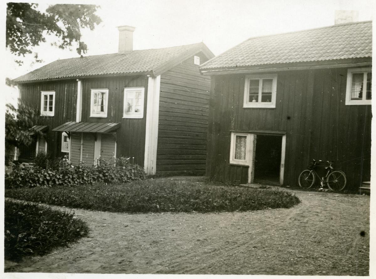 Norberg sn, Norberg, Spjutsbo. Bodlänga och bostad, 1918.