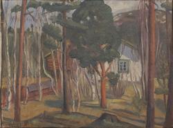 Einabu 1923 [Oljemaleri]
