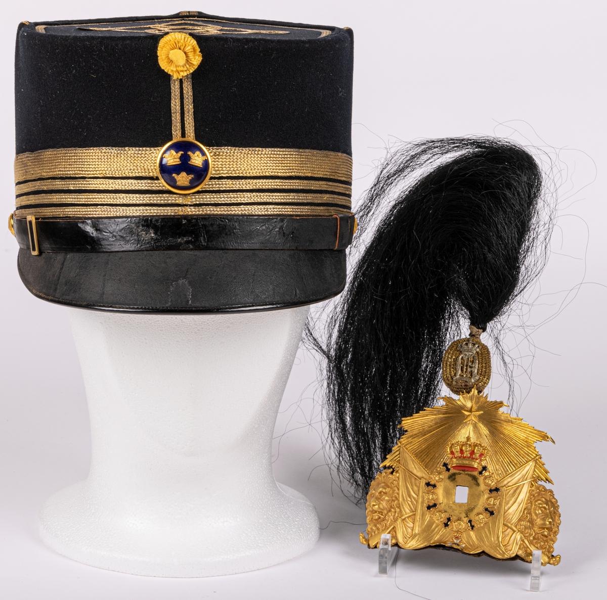 Uniformsmössa till översteuniform. I ask.