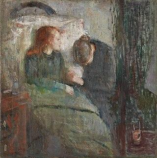 320px-Munch_Det_Syke_Barn_1885-86.jpg. Foto/Photo