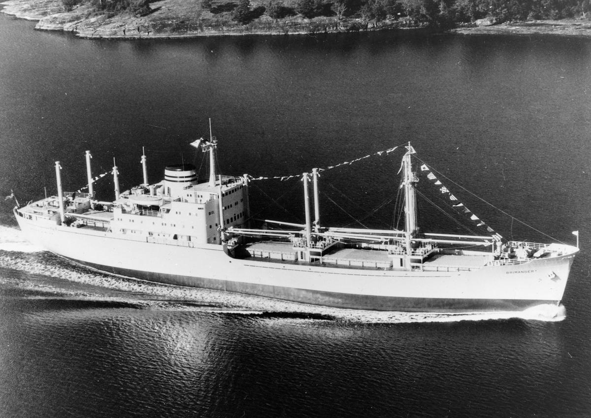 MS BRIMANGER (bygget 1960)