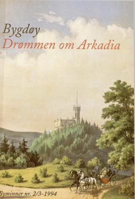 Drømmen om Arkadia katalg. Foto/Photo