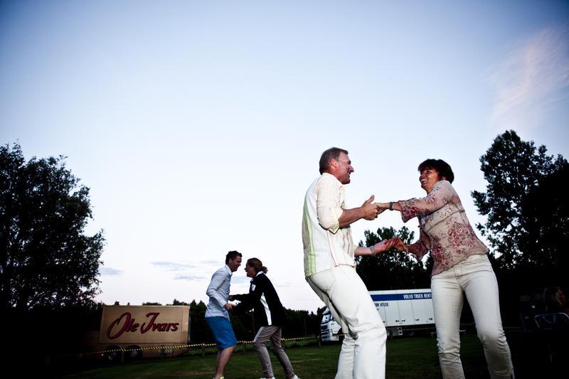 Dancing to the Ole Ivars, Hvaler 2011