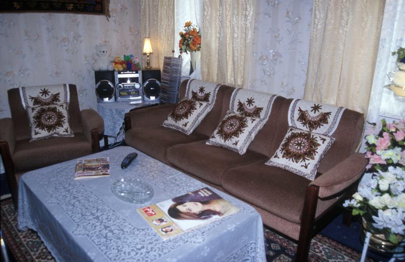 Stua i «Et pakistansk hjem ...»