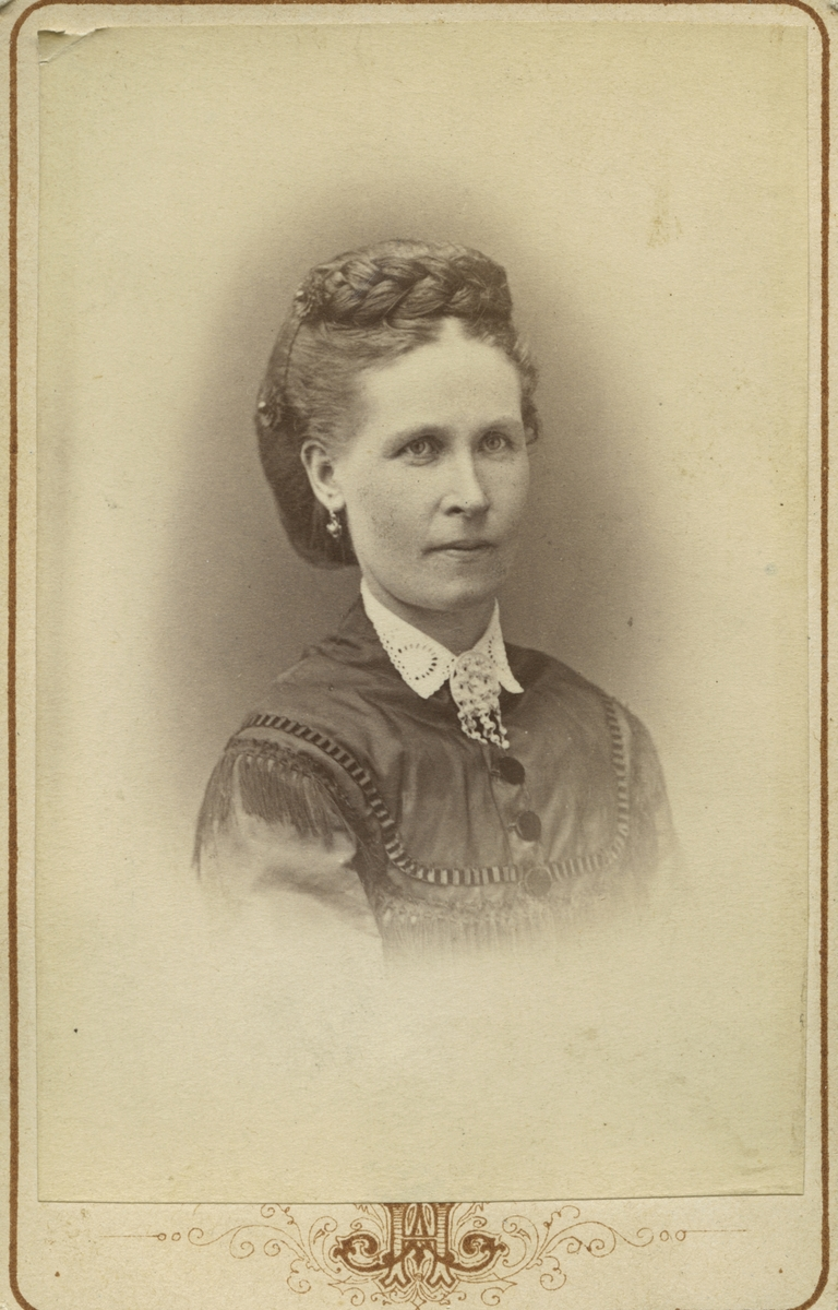 Edla Christina Dryselius född Åkerson.