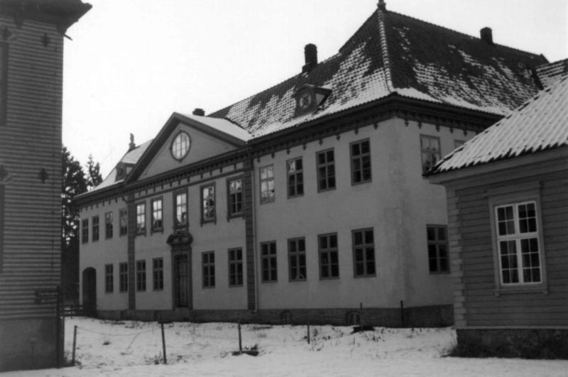 Collettgården, 1974