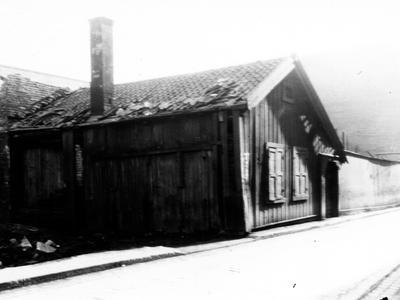 Chr. Krohgsgt.16. Foto/Photo
