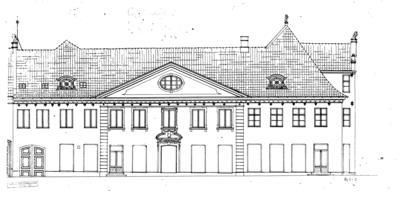 216 Bygård fra Kirkegata 15 Colletgården (Foto/Photo)