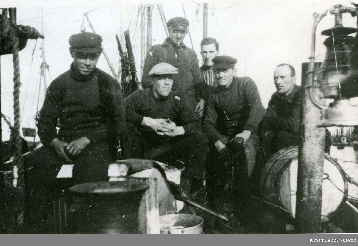 Ukjente sildefiskere