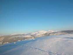 Alvdal, Østkjølen, Oversiktsbilde tatt fra Utsikten