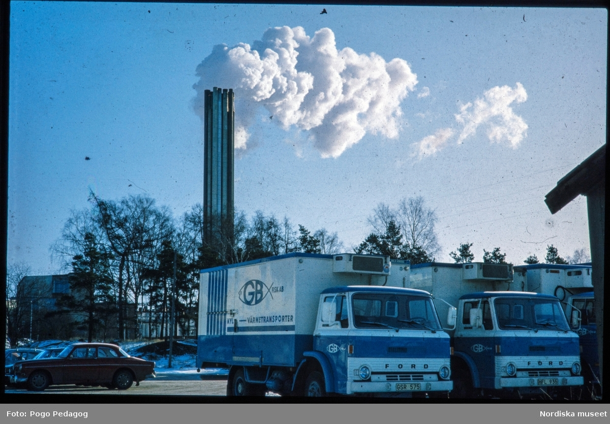 Luftförorening och miljöförstöring