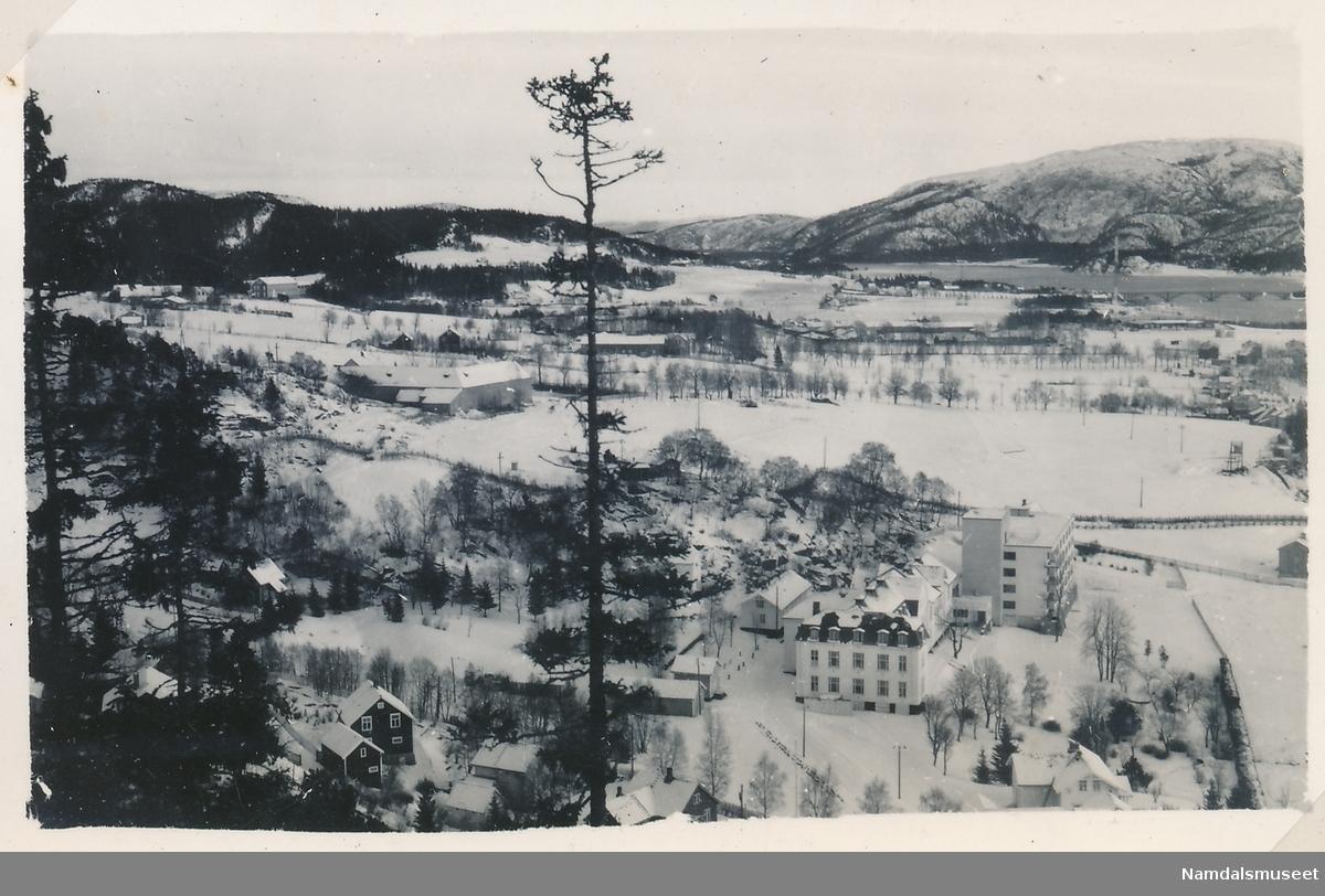Namdal Sykehus og Bjørum vinteren 1940/41