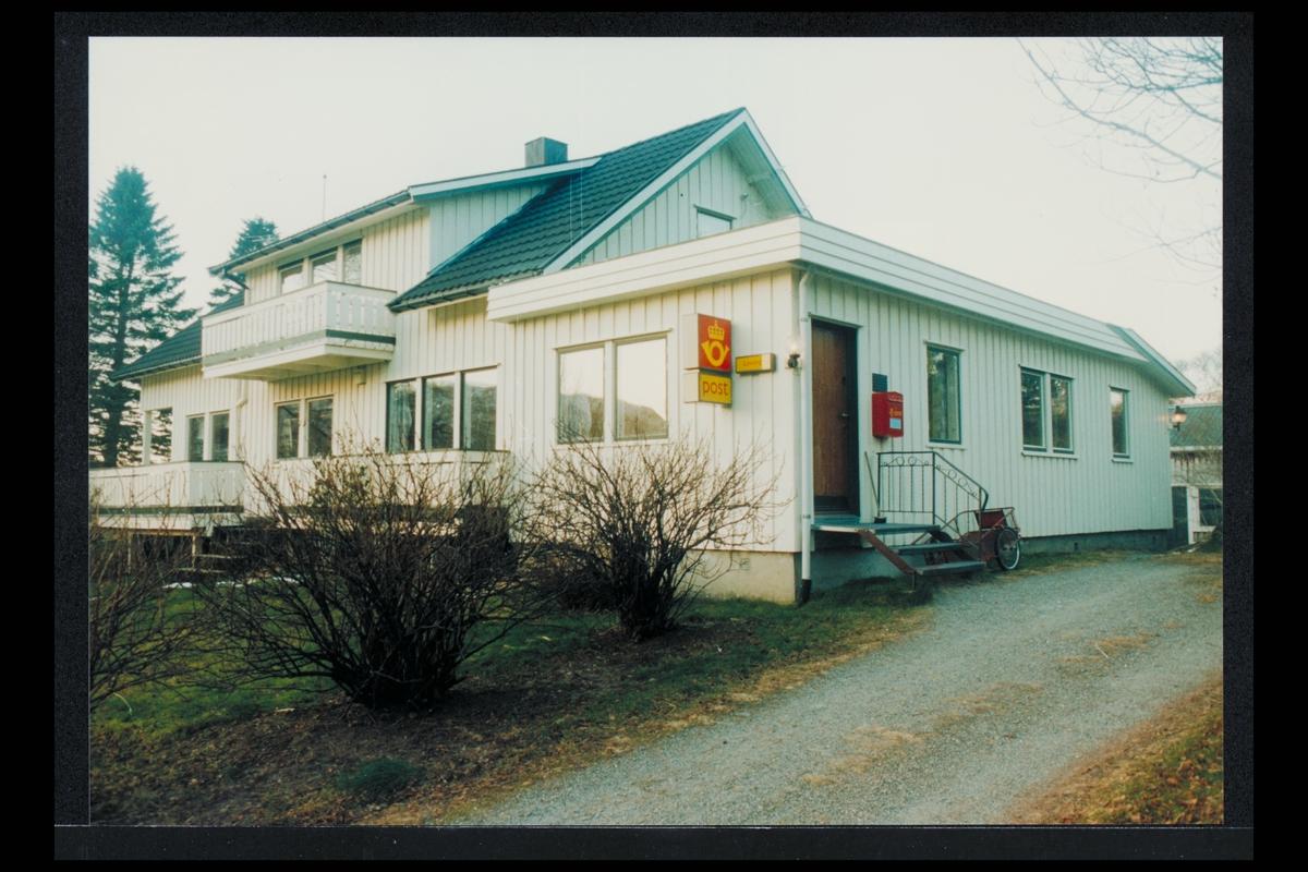 eksteriør, postkontor, 8896 Levang, Sandnessjøen, postkasse, postskilt