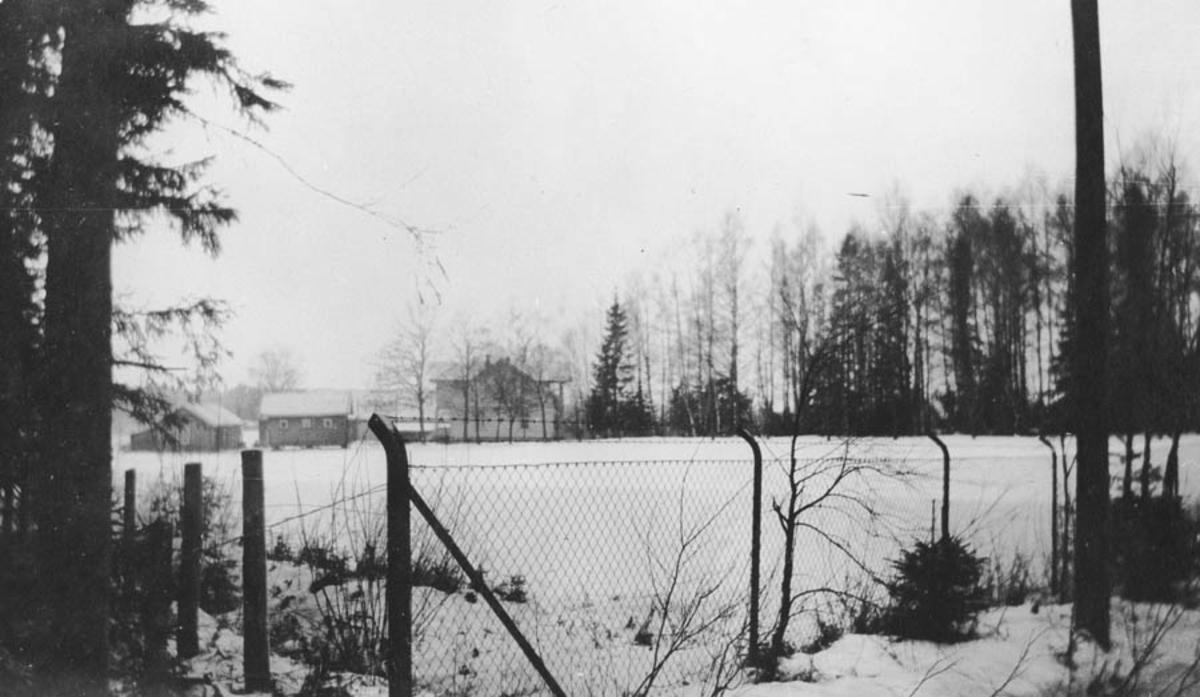 Huset til vognmann Kolstad.