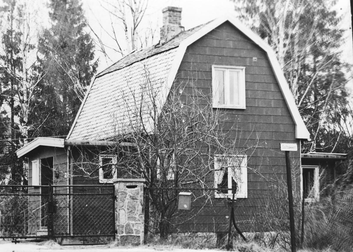 Liavn 22. Eier Randi Bergersen. Revet ca 1975.