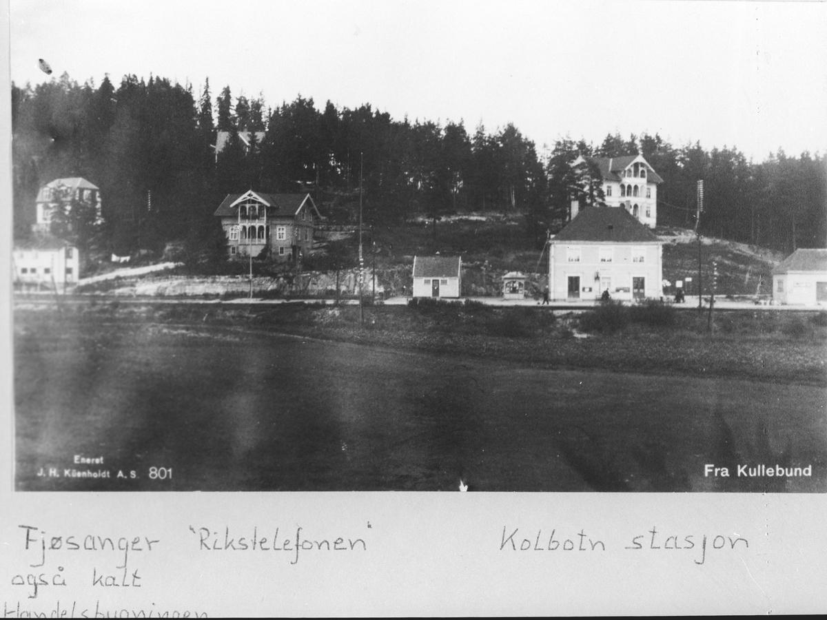Parti fra Kolbotn stasjon