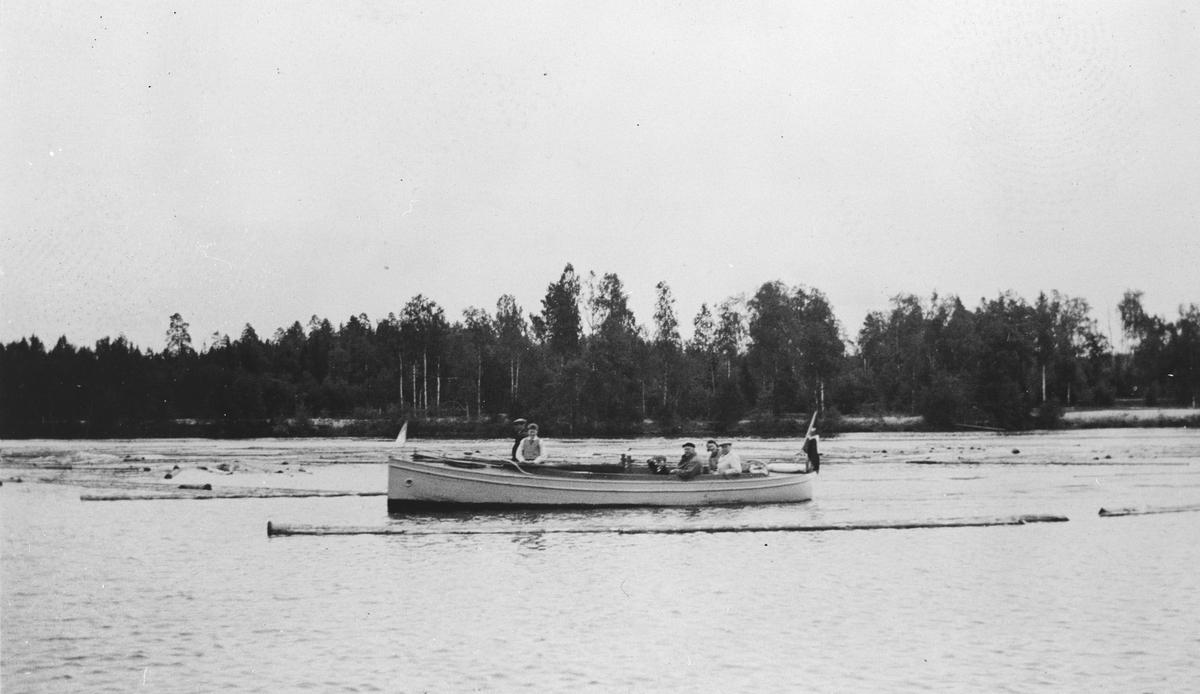 Sliperibåten.