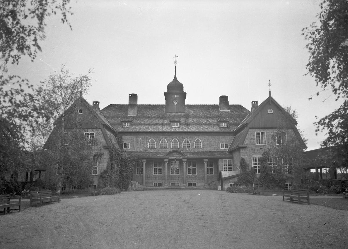 Akershus Landbruksskole.