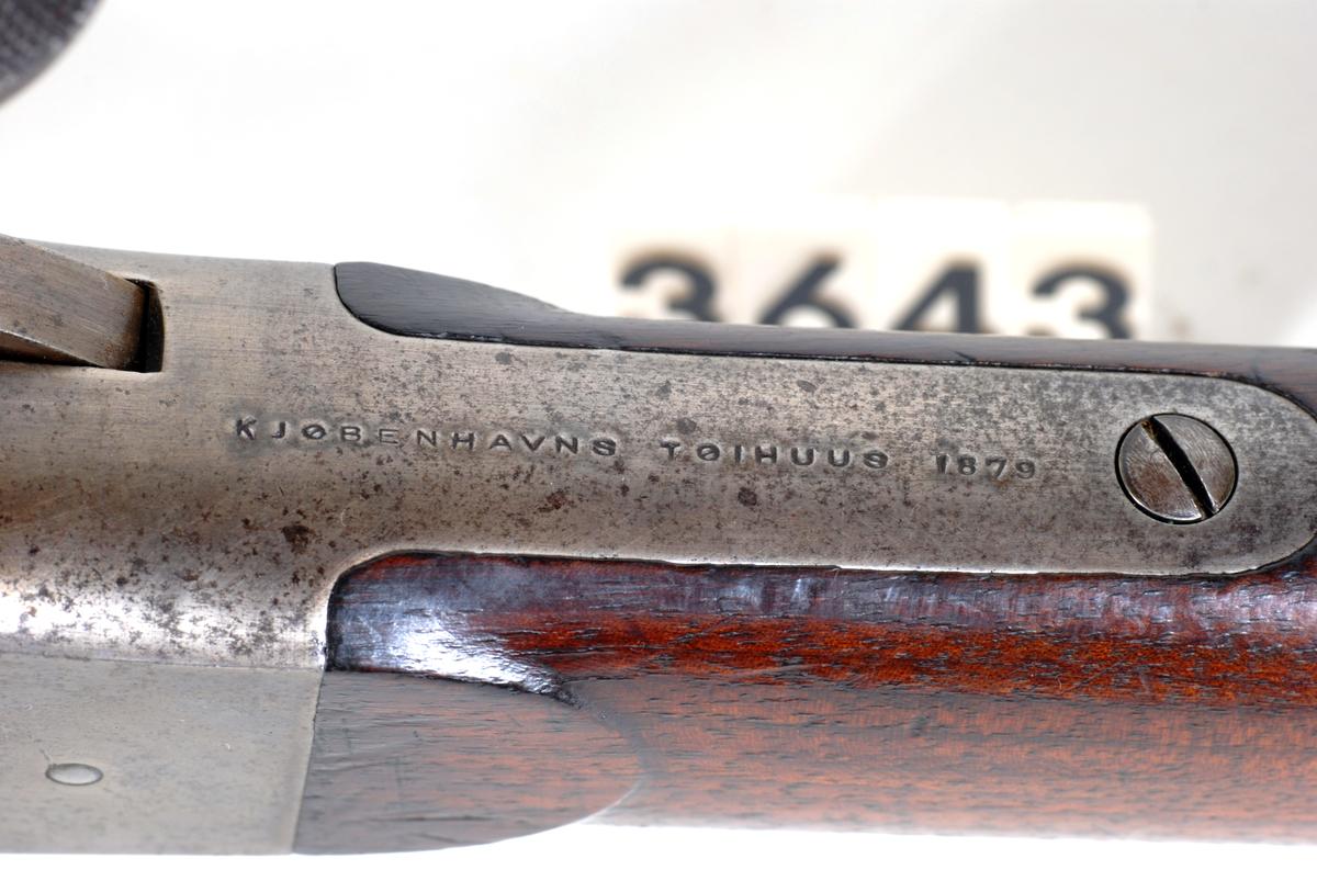Magsinkarabin 11mm Krag Petersson (forsøk)