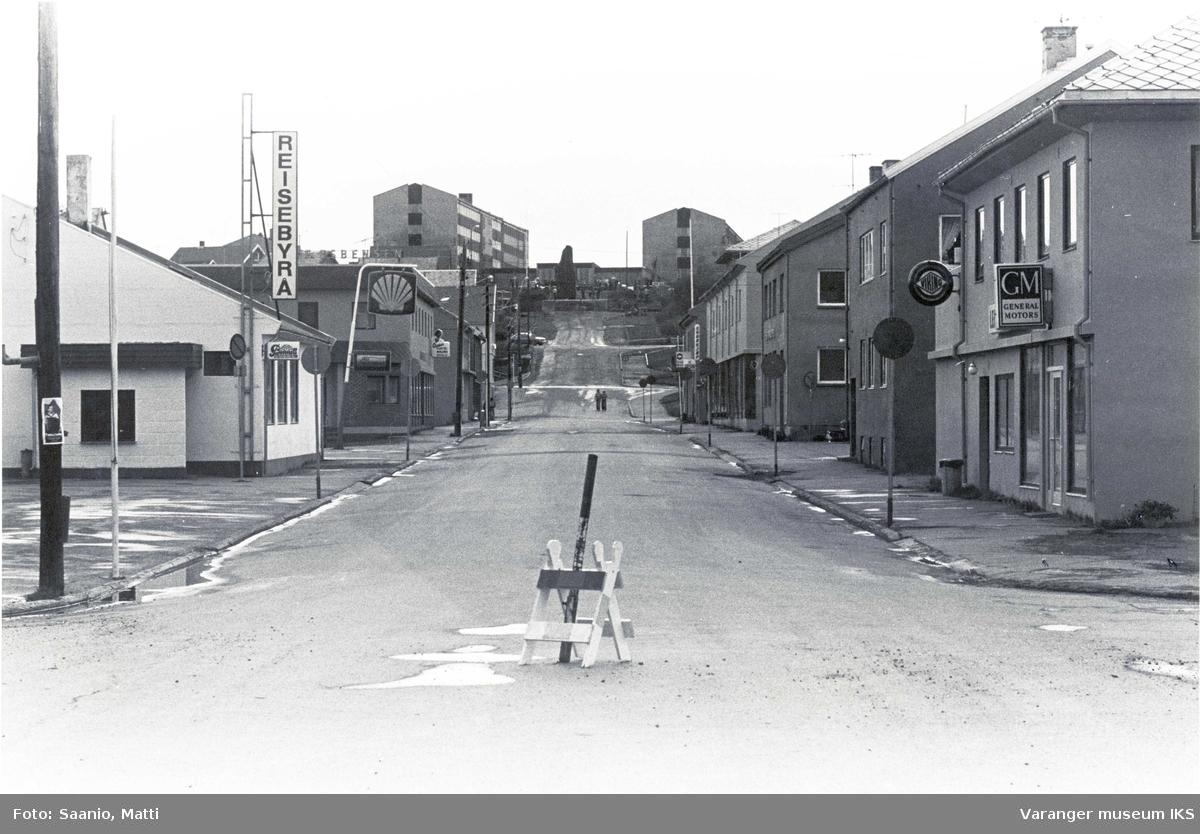 Tollbugt. i Vadsø i 1977