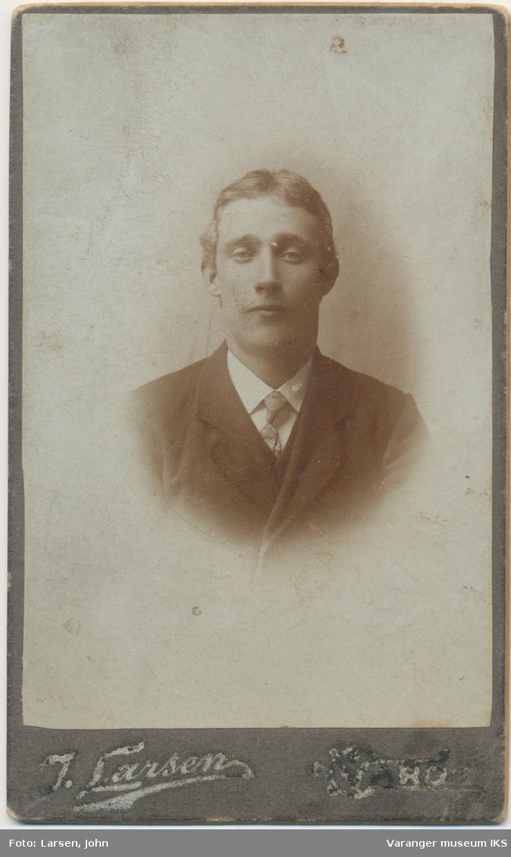 Portrett, Martinus Georginus Bolstad