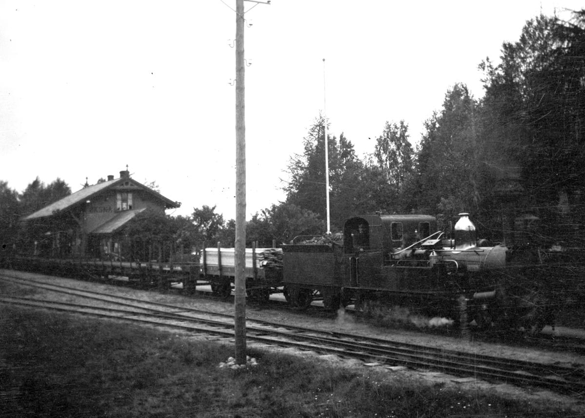 Øksna stasjon