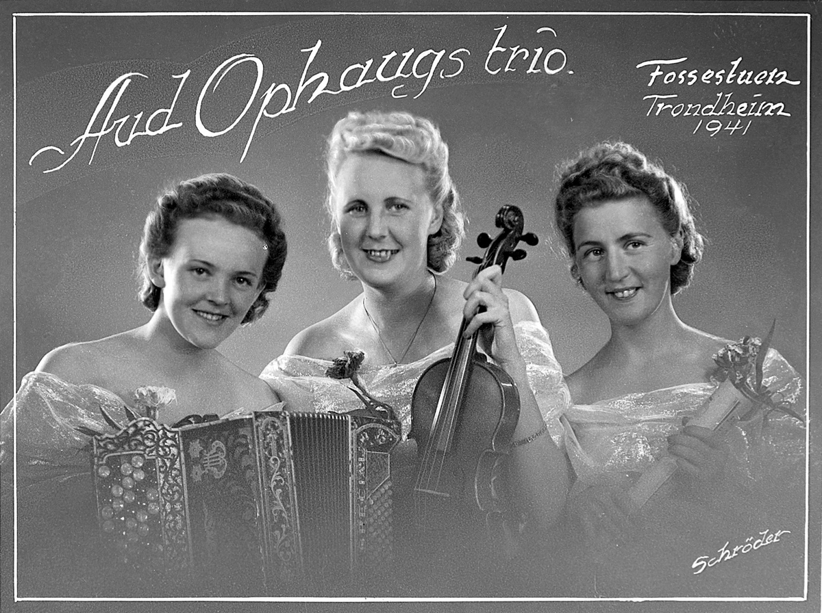 Aud Ophaugs Trio